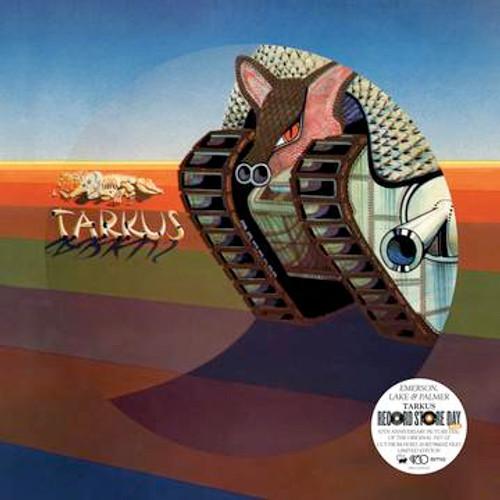 RSD2021 Emerson, Lake & Palmer - Tarkus (Vinyl, LP, Album, Limited Edition, Picture Disc)