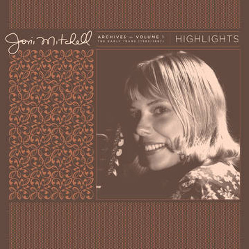 RSD2021 Joni Mitchell - Joni Mitchell Archives Vol. 1: The Early Years (1963-1967) (Vinyl, LP. Compilation, Limited Edition)
