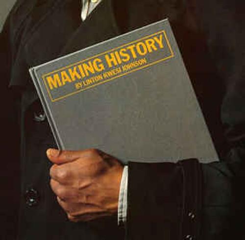 RSD2021 Linton Kwesi Johnson - Making History (Vinyl, LP, Album, Limited Edition, Remastered, Yellow)