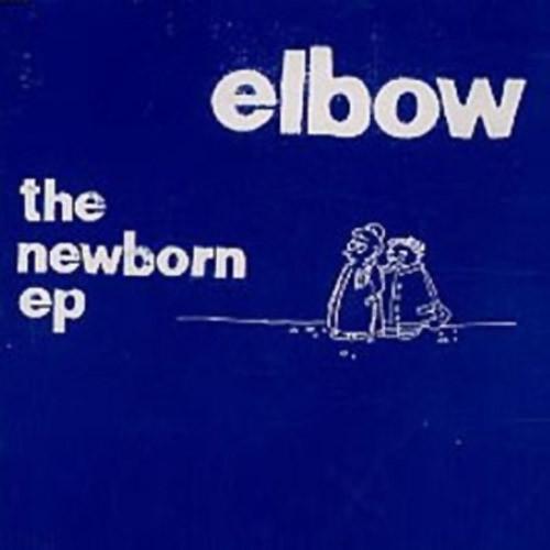 "RSD2021 Elbow - The Newborn EP (Vinyl, EP, 10"", Limited Edition, Blue)"