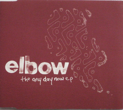 """RSD2021 Elbow - The Any Day Now EP (Vinyl, EP, 10"""", Limited Edition, Red)"""