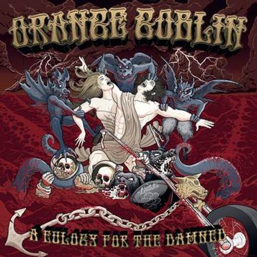 RSD2021 Orange Goblin - A Eulogy For The Damned (Vinyl, LP, Album, Limited Edition, Orange)