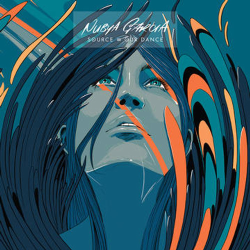 RSD2021 Nubya Garcia - SOURCE ≡ OUR DANCE (Vinyl, EP, Limited Edition, Turquoise Blue)