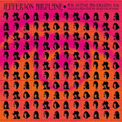 RSD2021 Jefferson Airplane - Acid, Incense and Balloons: Collected Gems from the Golden Era of Flight (Vinyl, LP, Compilation, Limited Edition)