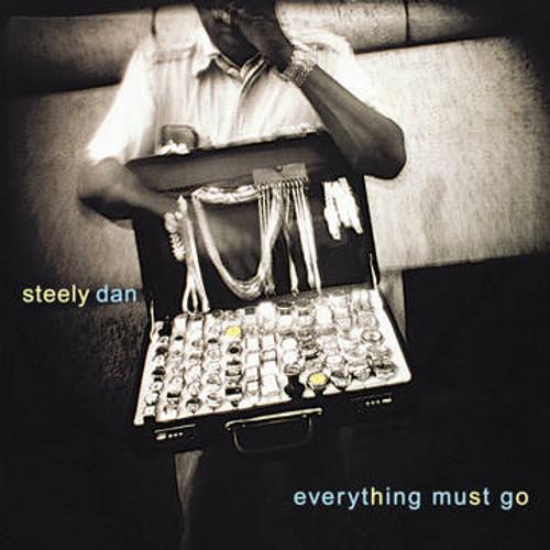 RSD2021 Steely Dan - Everything Must Go (Vinyl, LP, Album, Limited Edition, 180g)