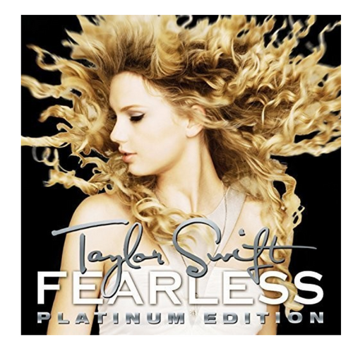 Taylor Swift – Fearless (Platinum Edition).   ( 2 × Vinyl, LP, Album)