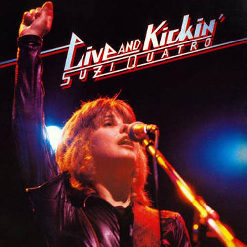 RSD2021 Suzi Quatro - Live and Kickin (2 x Vinyl, LP, Album, Limited Edition, White)