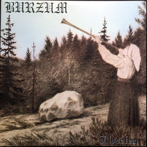 Burzum - Filosofem (2 x Vinyl, LP, Album)