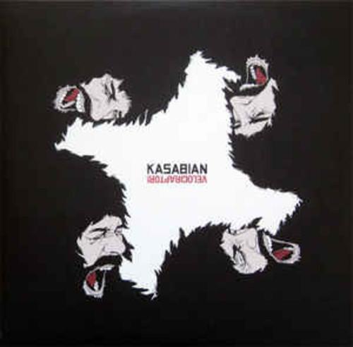 Kasabian - Velociraptor (VINYL LP)