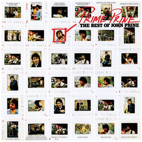 John Prine - Prime Prine: The Best of John Prine (Vinyl, LP, Compilation)