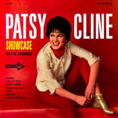 Patsy Cline - Showcase (Vinyl, LP, Album, Red)