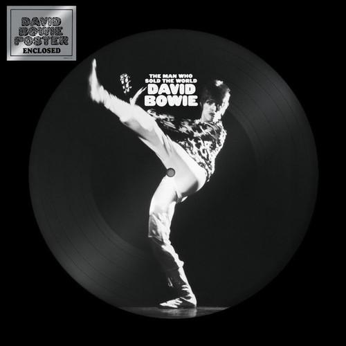 David Bowie – The Man Who Sold The World (Vinyl, LP, Album, Picture Disc)