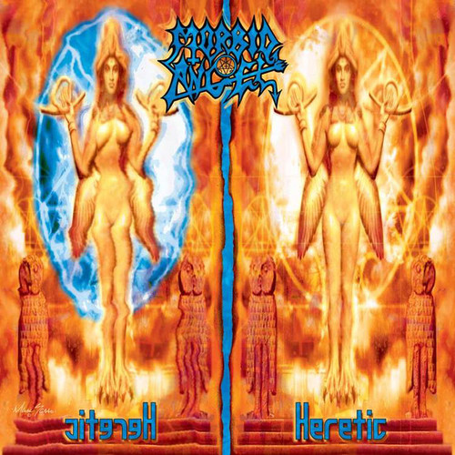 Morbid Angel - Heretic (Vinyl, LP, Album)
