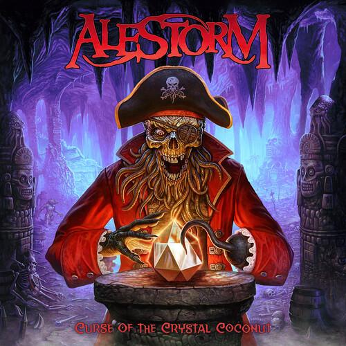 Alestorm - Curse of the Crystal Coconut (Vinyl, LP, Album)