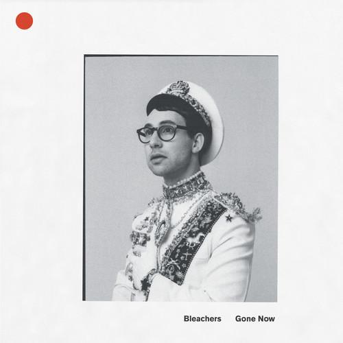 Bleachers - Gone Now (Vinyl, LP, Album, Limited Edition, White W/ Red Marble)