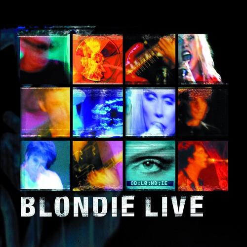 Blondie - Live (2 x Vinyl, LP, Album)