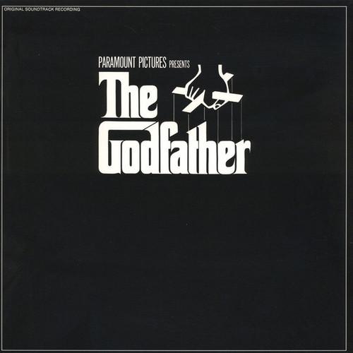 The Godfather (Original Motion Picture Score) (Vinyl, LP, Album, 180g)