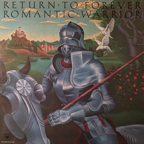 Return To Forever - Romantic Warrior (Vinyl, LP, Album)