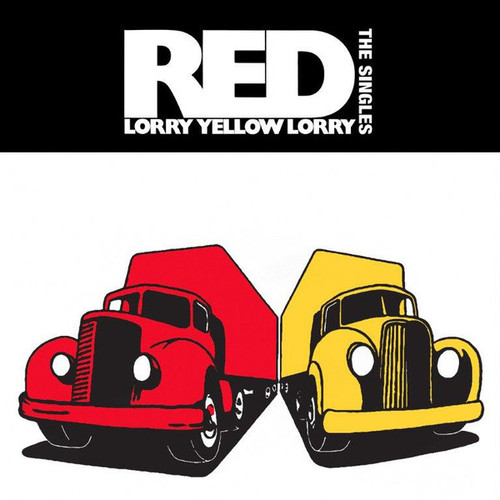 Red Lorry Yellow Lorry - The Singles (2 x Vinyl, LP, Compilation)
