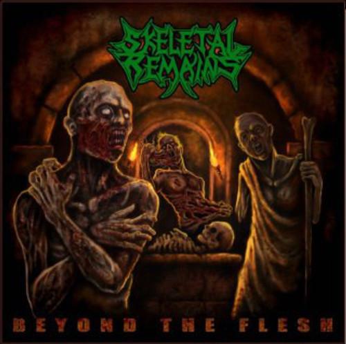 Skeletal Remains - Beyond The Flesh (Vinyl, LP, Album, Remastered, 180g)