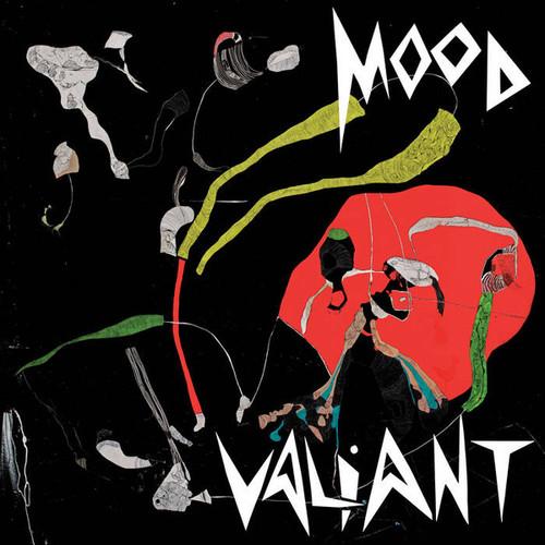 Hiatus Kaiyote - Mood Valiant (Vinyl, LP, Album, Black and Red Ink Spot)