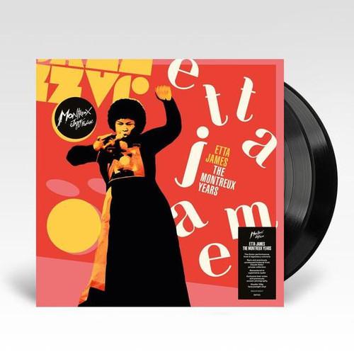Etta James - The Montreux Years (2 x Vinyl, LP, Album, Remastered, 180g)