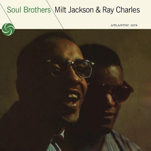 Milt Jackson & Ray Charles - Soul Brothers (Vinyl. LP, Album, Remastered, 180g)