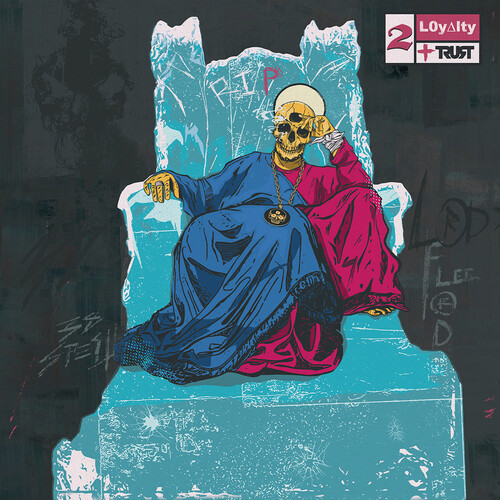 Flee Lord & 38 Spesh - Loyalty + Trust 2 (Vinyl, LP, Album)