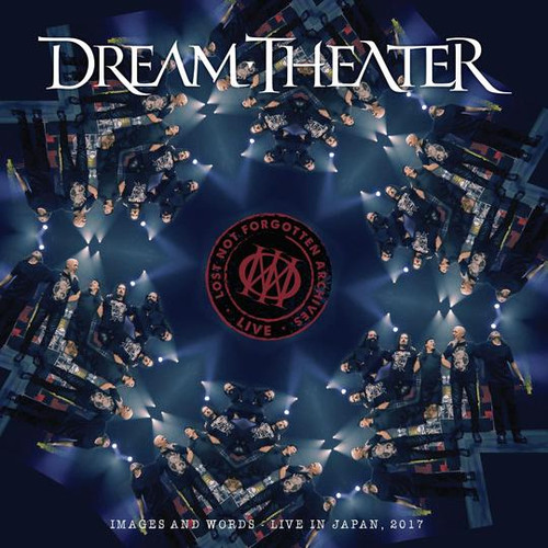 Dream Theater - Images and Words: Live in Japan, 2017 (2 x Vinyl, LP, Album, Limited Edition, Transparent Turquoise)