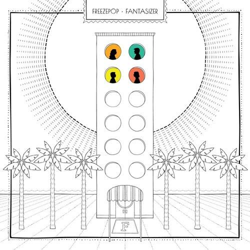 Freezepop - Fantasizer (Vinyl, LP, Album, White)