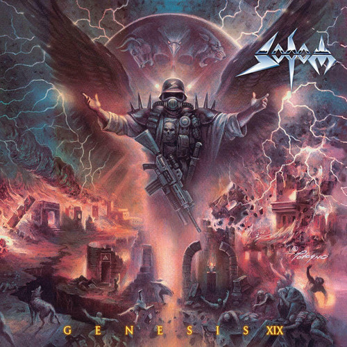 Sodom - Genesis XIX (2 x Vinyl, LP, Album)
