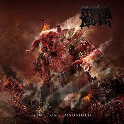 Morbid Angel - Kingdoms Disdained (Vinyl, LP, Album)