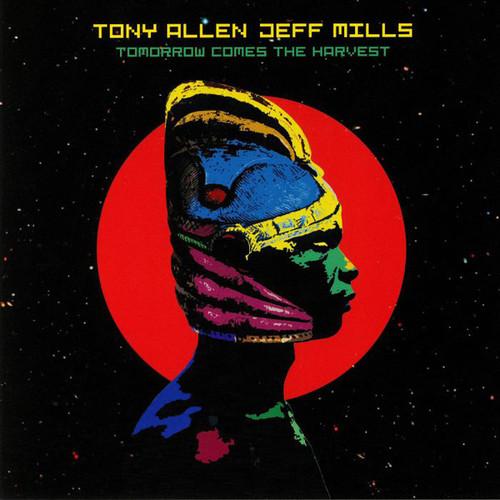 """Tony Allen & Jeff Mills - Tomorrow Comes The Harvest (Vinyl, 10"""", EP)"""