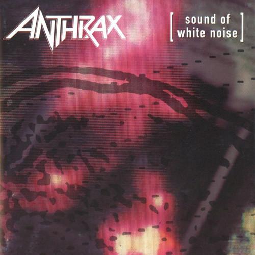 Anthrax - Sound of White Noise (2 x Vinyl, LP, Album, Limited Edition, White)