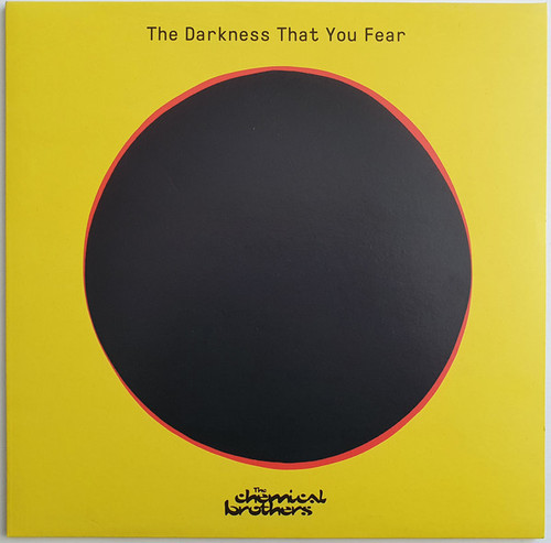 """RSD2021 The Chemical Brothers - The Darkness That You Fear (Vinyl, 12"""" Single, Limited Edition, 180g)"""