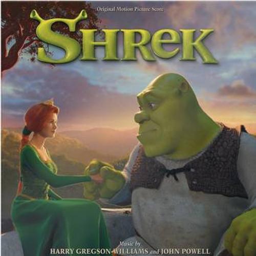 RSD2021 Shrek (Original Motion Picture Score) (Vinyl, LP, Album, Limited Edition, Neon Green)