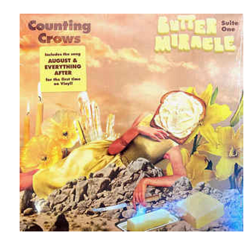 Counting Crows – Butter Miracle Suite One.   (Vinyl, EP, Album)