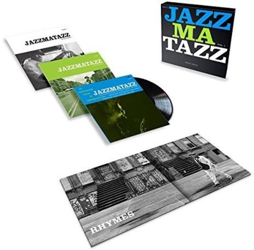 Guru – Jazzmatazz Volume 1 (3 × Vinyl, LP, Album, Deluxe Edition, Boxset)