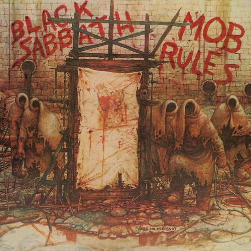 Black Sabbath - Mob Rules (2 x Vinyl, LP, Album)