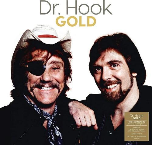 Dr. Hook - Gold (Vinyl, LP, Album, Remastered)