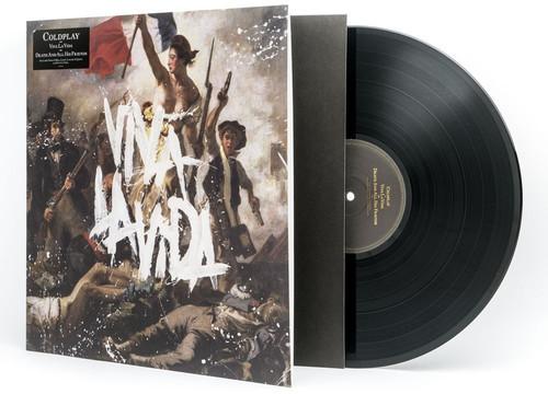Coldplay – Viva La Vida Or Death And All His Friends     (Vinyl, LP, Album, Gatefold)