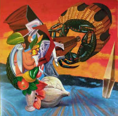 The Mars Volta – Octahedron (VINYL LP)