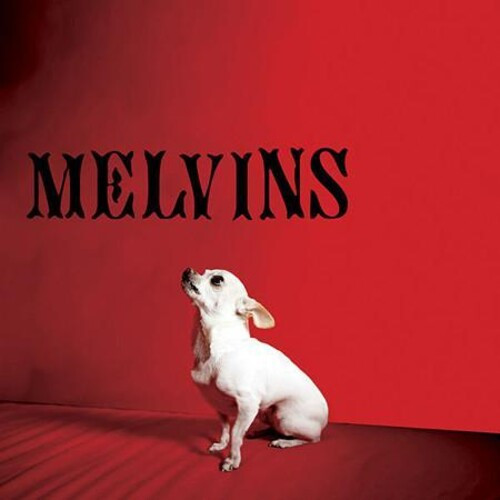 Melvins - Nude With Boots (Vinyl, LP, Album, Limited Edition, Apple Red)