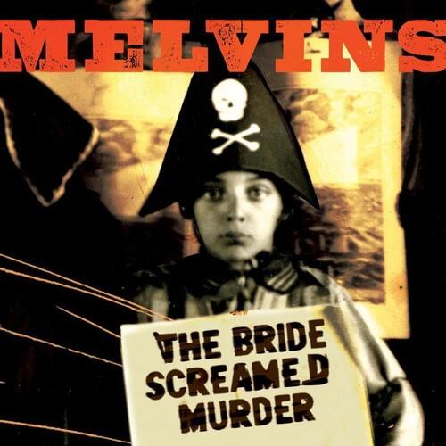 Melvins - Bride Screamed Murder (Vinyl, LP, Album, Limited Edition, Red)