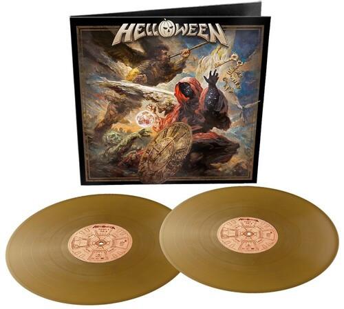 Helloween - Helloween (2 x Vinyl, LP, Album, Limited Edition, Gold)