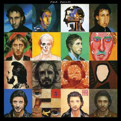 RSD2021 The Who - Face Dances (2 x Vinyl, LP, Album, Remastered, Limited Edition, Blue/Yellow)