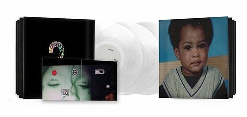 XXXTENTACION - ? (3 x Vinyl, LP, Album, Deluxe Edition, Clear, Boxset)