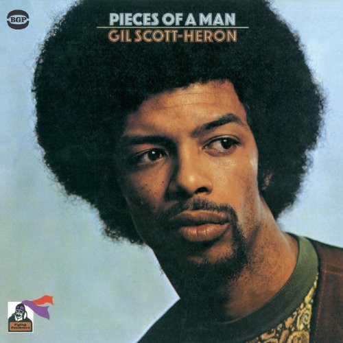 Gil Scott-Heron - Pieces Of A Man (Vinyl, LP, Album)