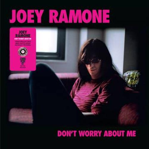 RSD2021 Joey Ramone - Don't Worry About Me (Vinyl, LP, Album, Limited Edition, Pink & Black Splatter)