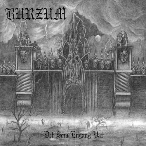 Burzum - Det Som Engang Var (Vinyl, LP, Album)